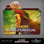 Thor Ragnarok (2017) Movie Folder Icon