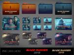 Blade Runner 2049 (2017) Movie Folder Icon Pack