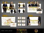 Kingsman The Golden Circle (2017) Folder Icon Pack