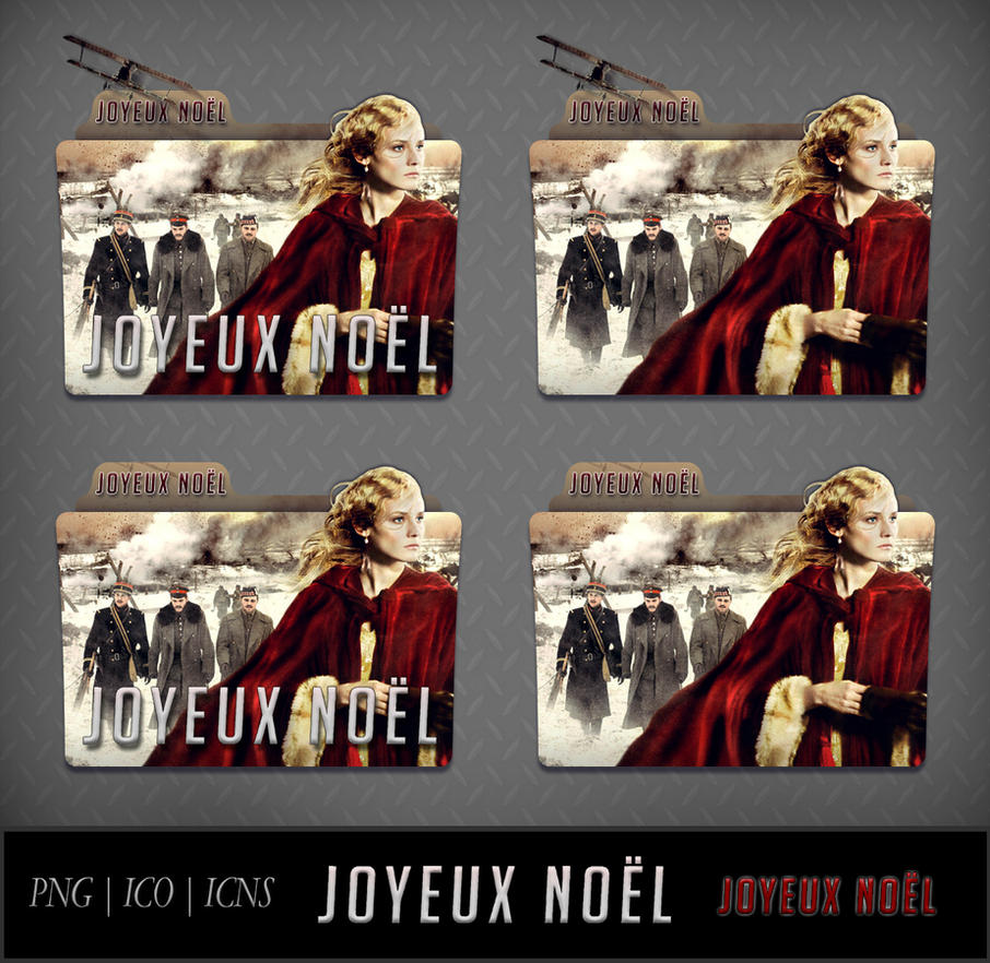 Joyeux Noel [Merry Christmas] (2005) Folder Icons by DhrisJ on ...
