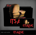 It's Alive (1974) Movie Folder Icons