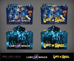Lost in Space (1998) Movie Folder Icons