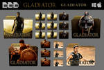 Gladiator (2000) Movie Folder Icon Pack