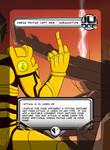 AATR5 Battle Card - Omega Phitus' Left Arm