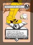 AATR5 Battle Card - Omega Phitus' Left Leg