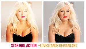 star girl action
