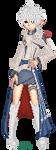 Doll - Alisaie - Final Fantasy XIV by djsoblivion1990