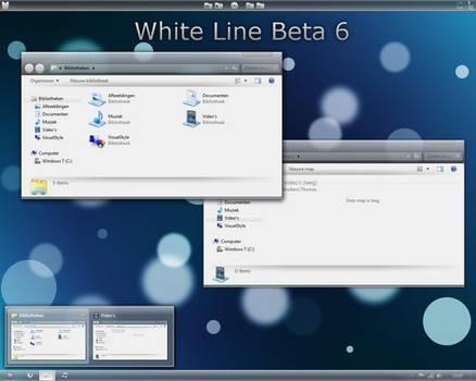 White Line Beta 6 Updated