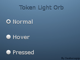 Token Light Orb By seahorsepip by Seahorsepip