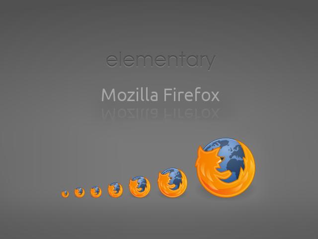 Firefox elementary icon by Seahorsepip