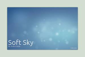 Soft Sky by Seahorsepip