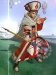 Dissidia NT - Onion Knight Mage