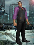 Tekken 7 - Kazuya Mishima G Corporation Suit