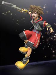 Super Smash Bros. Ultimate - Sora (KH3D)
