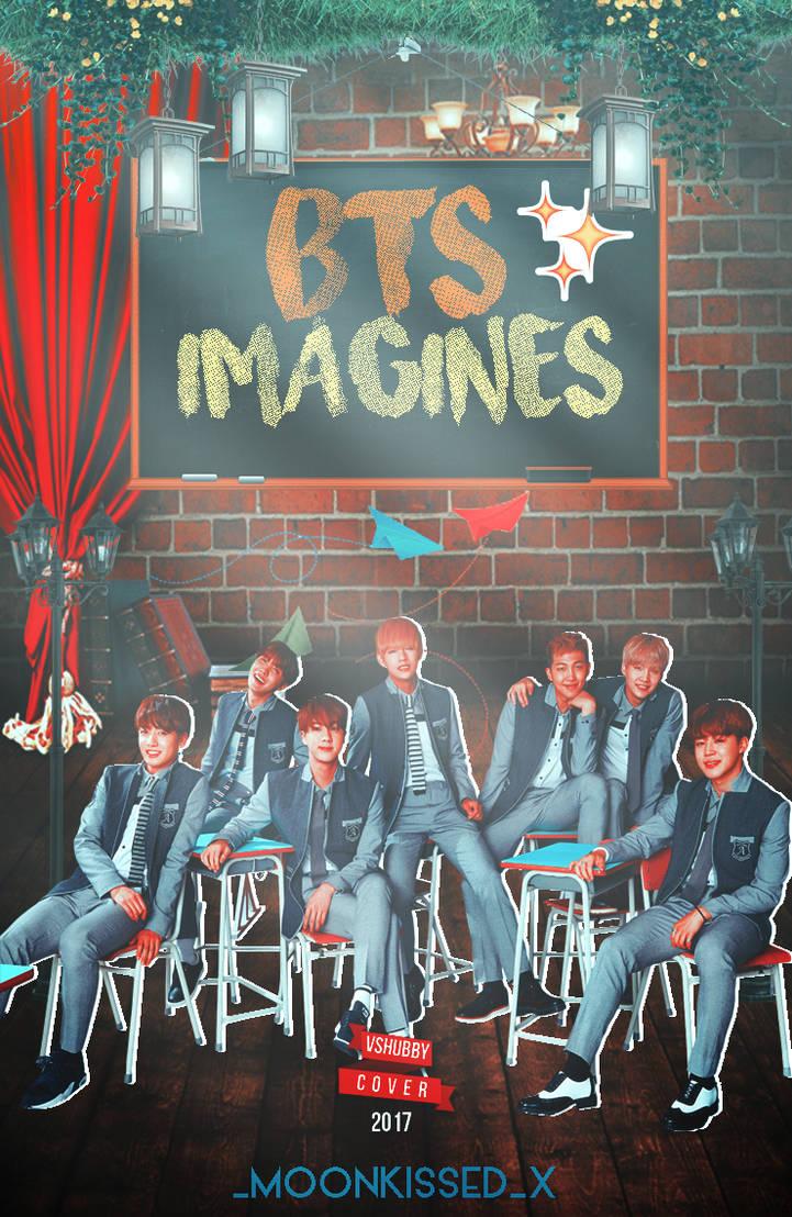 BTS Imagines [BTS] Wattpad Cover by vshubby on DeviantArt