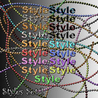 STYLE SET 1 by LULLY-STOCK