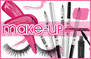 Make-Up Brushes by pr0sthetix