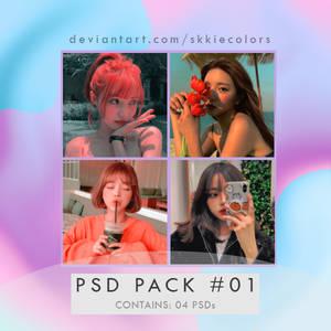 Psd Pack #01 por Lilac Skkie