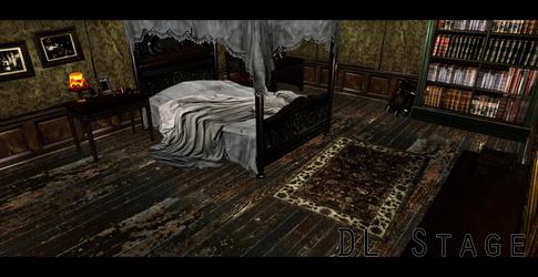 [DL Stage] Bedroom by Wt-Jok