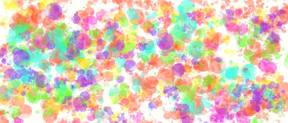 Splatter Art by AurouraSilver
