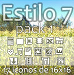 Estilo 7 pack 1 by ovtovaz