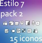 Estilo 7 pack 2