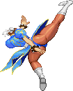 ChunLi [Z+K] (incomplete) by LuisChamat