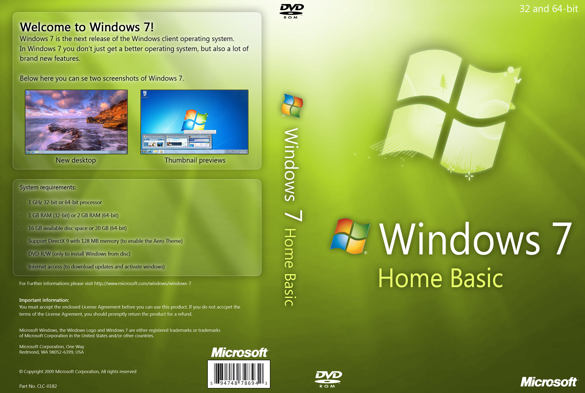 Windows dvd covers by yaxxe on deviantart - You cannot install the 32 bit version of office 2010 ...