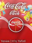 Coca Cola Clock v.2.0