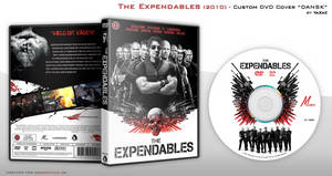 The Expendables DVD Cover