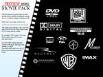 Preview Mini Movie Logo Pack