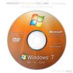Windows 7 All in One Disc
