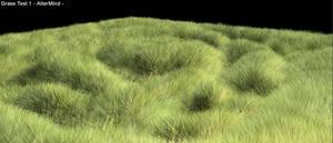 Simple Grass Tutorial for MAYA 4.5 +