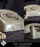 Old Telephone (Stock)