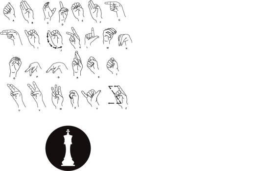 deaf vector