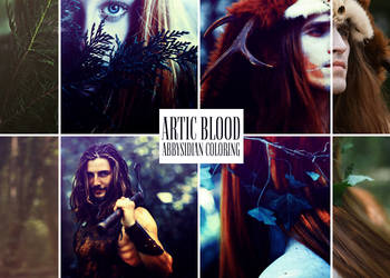 Abbysidian's PSD Artic Blood by Abbysidian