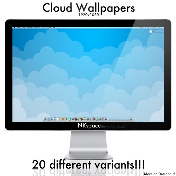 cloud wallpapers. Cloud Wallpapers for Mac by