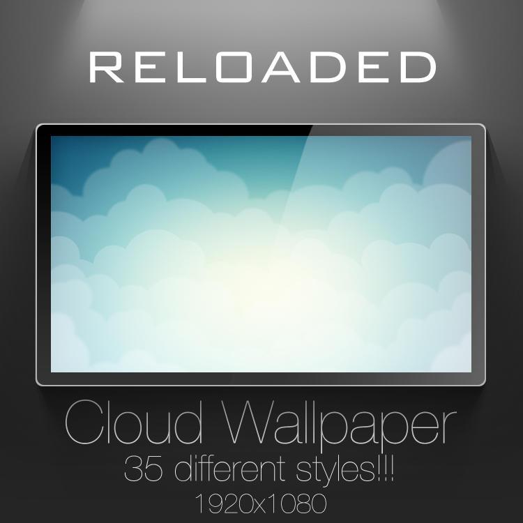Cloud Wallpapers Mac RELOADED by NKspace