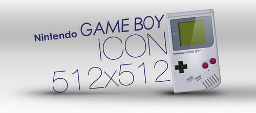 Gameboy Icon