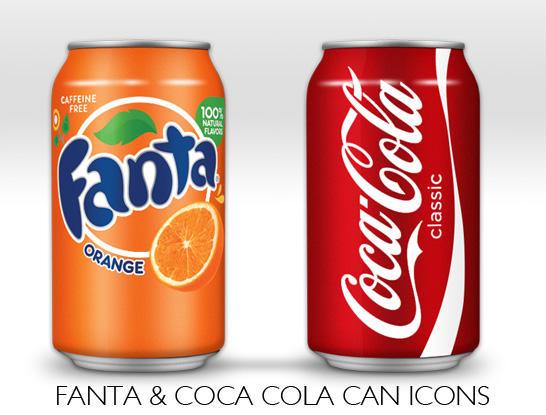Cola Und Fanta