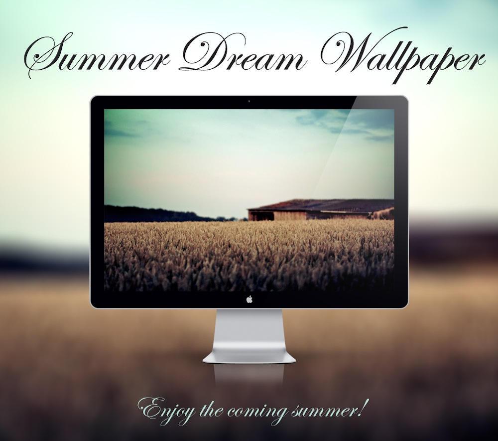 Summer Dream Wallpaper by NKspace