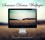 Summer Dream Wallpaper