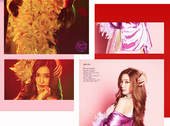 [#10][PSD Coloring #6] Holiday Night, Tiffany by ptbh-kristine