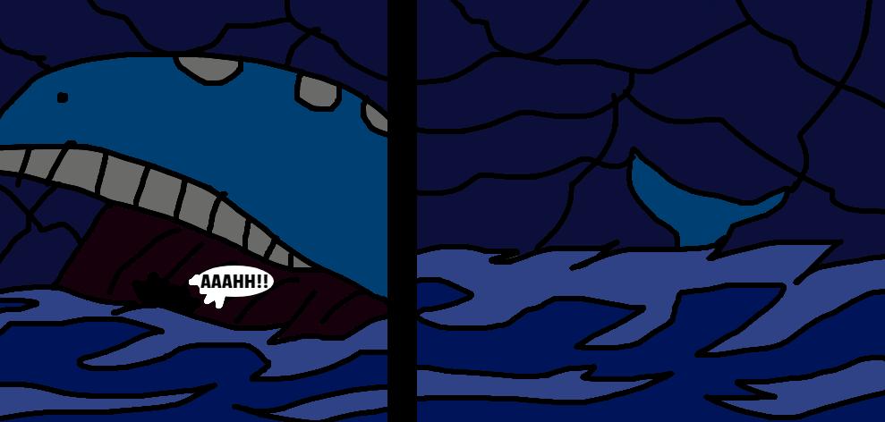 Adventure of Wailord - Part 3 by lileehilee