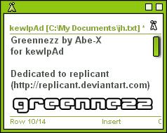 Greennezz by abhimanyughoshal