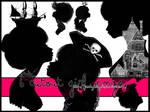 PNG Pack 5 Girls Cutouts