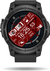 Datum Right - Face skin for Android Wear Tizen by Melllin
