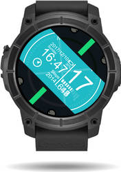 Premise Left - Face skin for Android Wear Tizen by Melllin