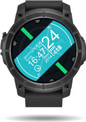 Premise Right - Face skin for Android Wear Tizen by Melllin