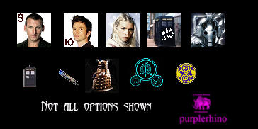 dw icons and cursors by purplerhino